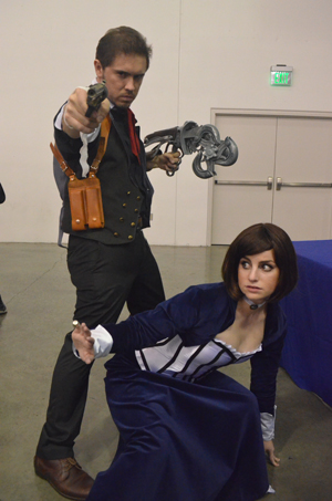 Bioshock Infinite is becoming a favorite for cosplayers- and for us!
