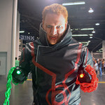 Red Lantern Guy Gardner