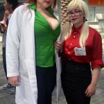 Dr. Pamela Isley & Dr. Harleen Quinzel