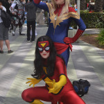 Captain Marvel & Spider-Woman