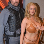 Solid Snake & Shanna the She-Devil
