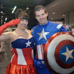 Captain America & Cap Showgirl