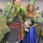 Troll Wedding Kristoff & Anna