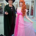 Prof. McGonagall & Giselle