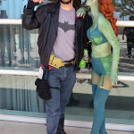 Greaser Batman & Bombshell Poison Ivy