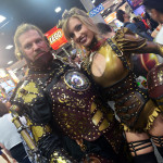 Steampunk Iron Man & Iron-ette