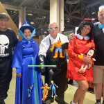 Punisher, Merriweather, Puppet Master, Little Lulu, Tubby