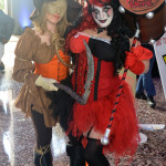 Scarecrow & Harley Quinn
