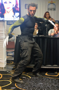 LonsterMash as Wolverine