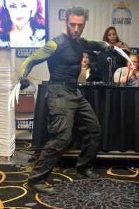 LonsterMash as Wolverine