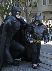 The Hero we All deserve- Batkid.